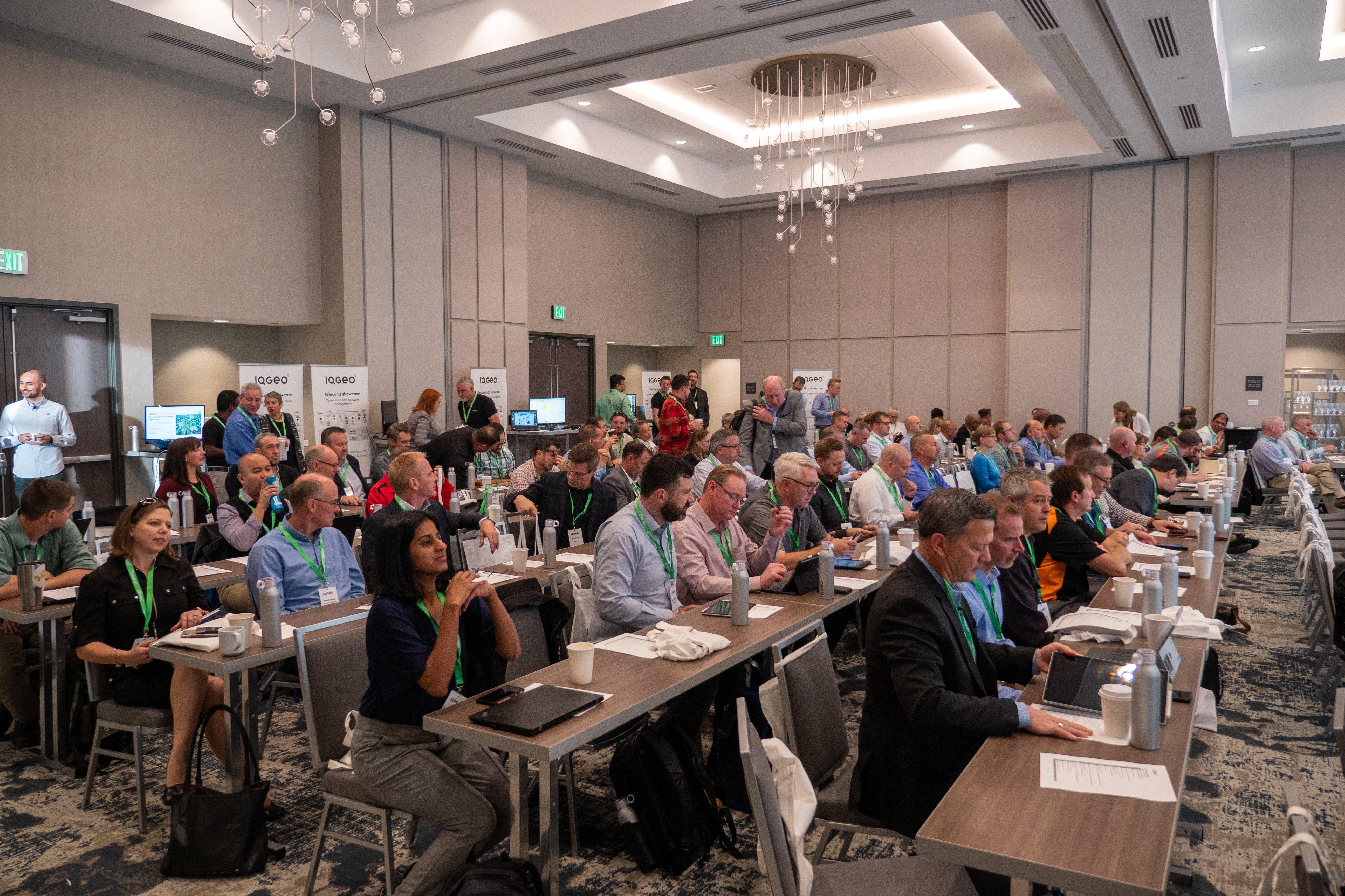 IQGeo_Meetup_2019_delegates