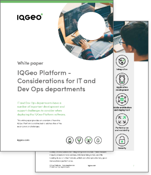 Considerations for IT and Dev Ops departments white paper