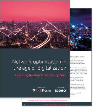 Network optimization in the age of digitalization eBook